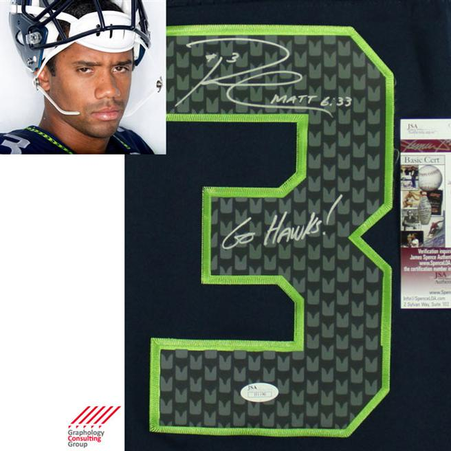 Russell Wilson - Sample