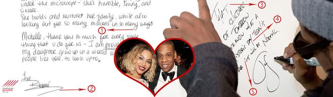 The Carters: Beyoncé and Jay Z